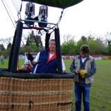 nach der Landung bei Germania Schnelsen 160x160 Pilotenausbildung   Ausbilder und Ballons