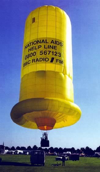 Ballonsonderformen - Präservativ