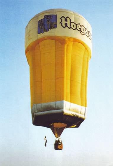 Ballonsonderform Bierflasche
