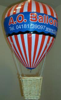 A.O.Ballonreisen Dekoballon