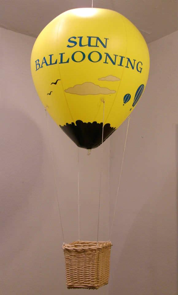 Sun Ballooning Dekoballon