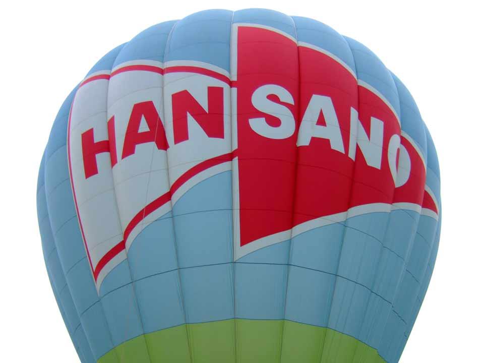 Pilotenausbildung Ausbilder und Ballons - unser Ausbildungsballon