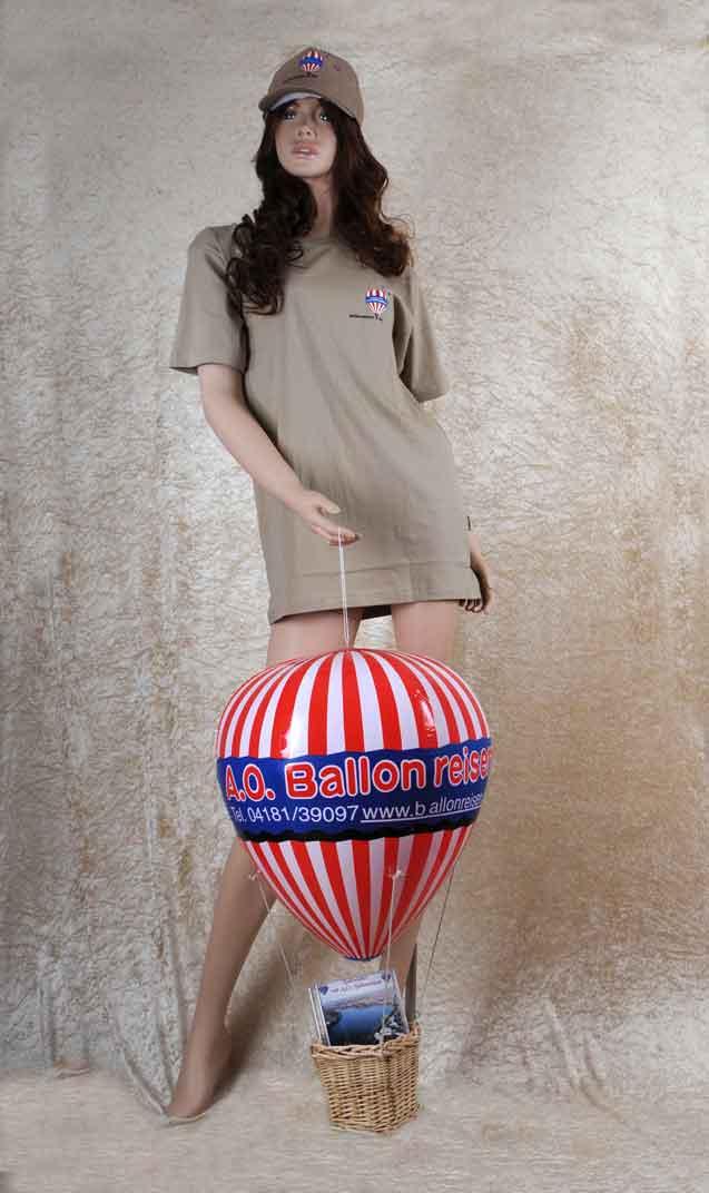 Sabrina mit A.O.Ballonreisen-Vollausstattung / Abbildung 1