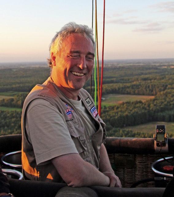 Ballonfahrt Norddeutschland mit Harald Neumann