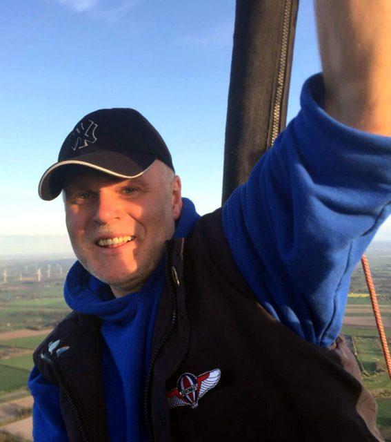 Ballonfahrt Norddeutschland mit Pilot Holger Klose